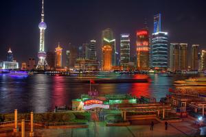 Shanghai, China - Photo: SF Brit via Flickr, used under Creative Commons License (By 2.0)