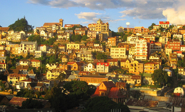 Antananarivo, Madagascar - Photo: oledoe via Flickr, used under Creative Commons License (By 2.0)