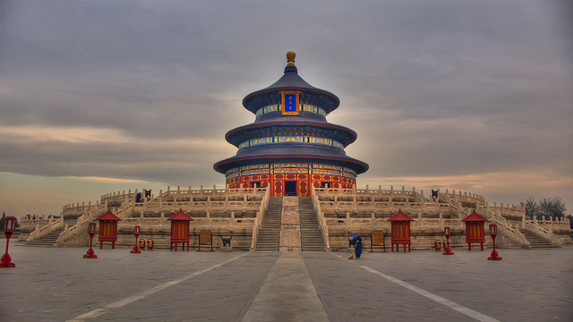 Beijing, China - Photo: DvYang via Flickr, used under Creative Commons License (By 2.0)