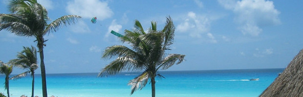 Cancun, Mexico - Photo: Kyle Simourd via Flickr, used under Creative Commons License (By 2.0)