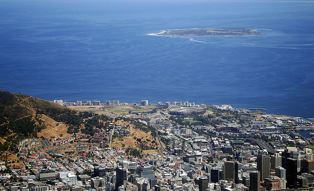 Cape Town, South Africa - Photo: warrenski via Flickr, used under Creative Commons License (By 2.0)