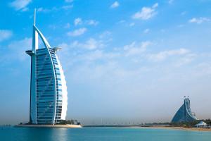 Burj Al Arab, Dubai, United Arab Emirates - Photo: Joi Ito via Flickr, used under Creative Commons License (By 2.0)