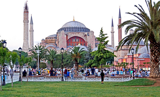 Istanbul, Turkey - Photo: Dennis Jarvis via Flickr, used under Creative Commons License (By 2.0)