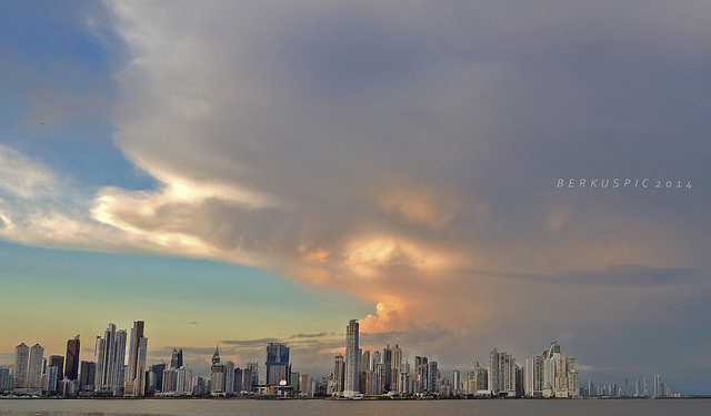 Panama City, Panama - Photo:  Bernal Saborio via Flickr, used under Creative Commons License (By 2.0)