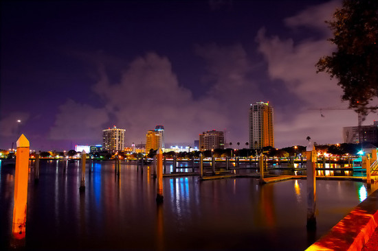 Tampa Bay, Florida - Photo: Jamie Beverly via Flickr, used under Creative Commons License (By 2.0)