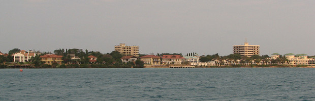 Dar es Salaam, Tanzania - Photo: lucianf via Flickr, used under Creative Commons License (By 2.0)