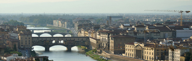 Florence, Italy - Photo:  gωen via Flickr, used under Creative Commons License (By 2.0)