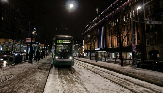 Helsinki, Finland - Photo:  Jaafar Alnasser via Flickr, used under Creative Commons License (By 2.0)