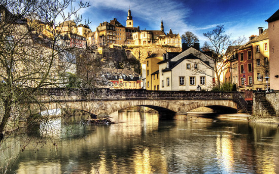 Luxembourg - Photo: Wolfgang Staudt via Flickr, used under Creative Commons License (v2.0)