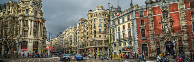Madrid, Spain - Photo: Miguel Diaz via Flickr, used under Creative Commons License (By 2.0)