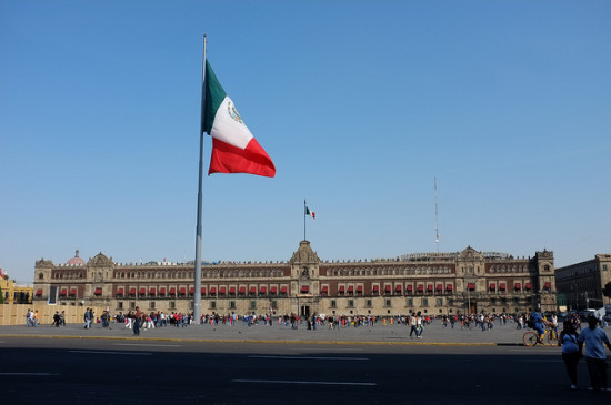 Mexico City, Mexico - Photo: Matthias Ripp via Flickr, used under Creative Commons License (By 2.0)
