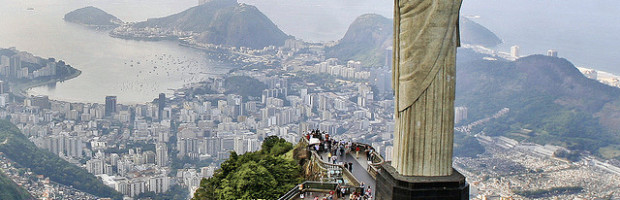 Rio de Janeiro, Brazil - Photo: Kirilos via Flickr, used under Creative Commons License (By 2.0)