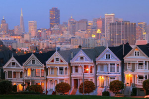 The Painted Ladies, San Francisco, California - Photo: runner310 via Flickr, used under Creative Commons License (By 2.0)
