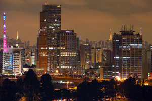Sao Paulo, Brazil - Photo:  Diego Torres Silvestre via Flickr, used under Creative Commons License (By 2.0)