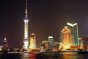 Shanghai, China - Photo: Dennis Jarvis via Flickr, used under Creative Commons License (By 2.0)