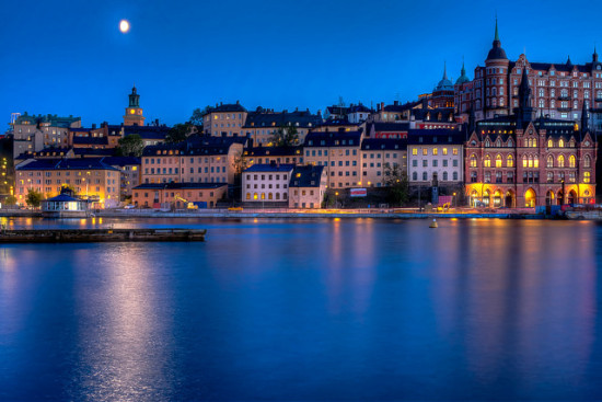 Stockholm, Sweden - Photo: Magnus Johansson via Flickr, used under Creative Commons License (By 2.0)