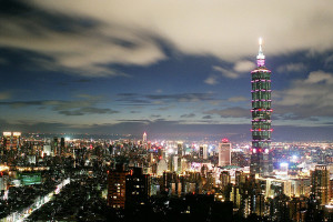 Taipei, Taiwan - Photo: Chris via Flickr, used under Creative Commons License (By 2.0)