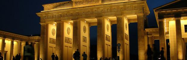 Brandenburg Gate, Berlin, Germany - Photo: James J8245 via Flickr, used under Creative Commons License (By 2.0)
