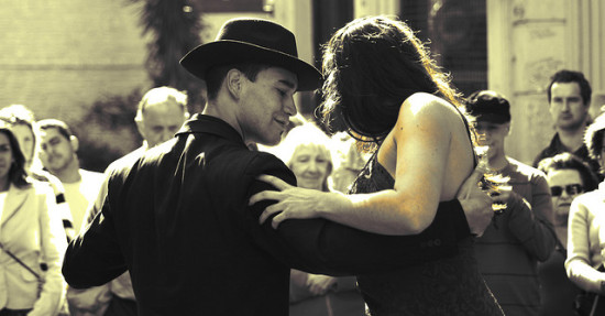 Tango, Buenos Aires, Argentina - Photo: Gustavo Brazzalle via Flickr, used under Creative Commons License (By 2.0)