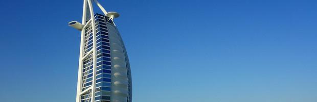 Burj Al Arab, Dubai, United Arab Emirates - Photo: Brandon via Flickr, used under Creative Commons License (By 2.0)