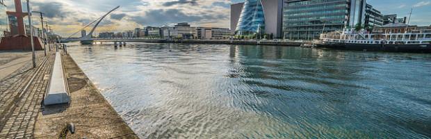 Dublin, Ireland - Photo:  Giuseppe Milo via Flickr, used under Creative Commons License (By 2.0)