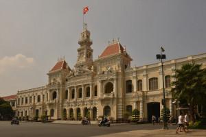 Ho Chi Minh City, Vietnam - Photo:  Tartarin2009 via Flickr, used under Creative Commons License (By 2.0)