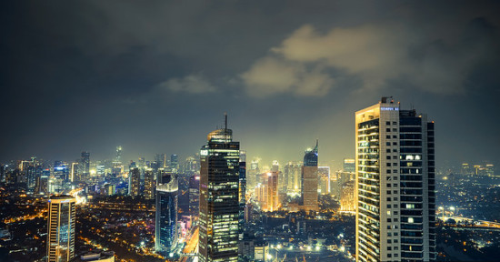 Jakarta, Indonesia - Photo: Luke Ma via Flickr, used under Creative Commons License (By 2.0)