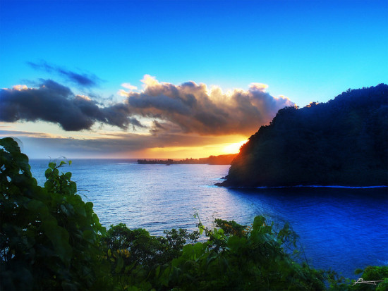 Road to Hana, Maui, Hawaii - Photo: paul bica via Flickr, used under Creative Commons License (By 2.0)