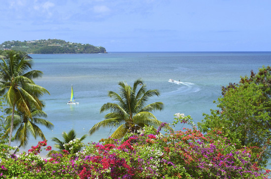 St. Lucia - Photo: Terri Needham via Flickr, used under Creative Commons License (By 2.0)