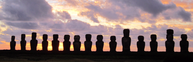 Easter Island, Chile. (c) 2011, The Flight  Deal