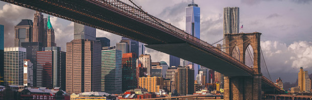 New York City, New York - Photo: Andrés Nieto Porras via Flickr, used under Creative Commons License (By 2.0)