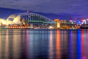 Sydney, Australia - Photo:  Hai Linh Truong via Flickr, used under Creative Commons License (By 2.0)