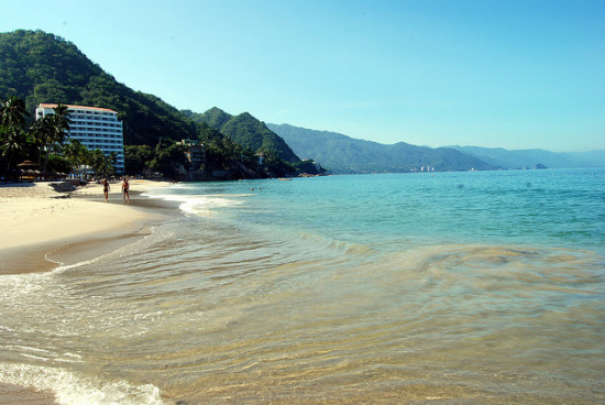 Puerto Vallarta, Mexico - Photo: Harvey Barrison via Flickr, used under Creative Commons License (By 2.0)