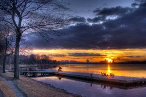 Charles River Basin, Boston, Massachusetts - Photo: Robert Lowe via Flickr, used under Creative Commons License (By 2.0)
