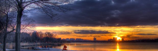 Charles River Basin, Boston, Massachusetts - Photo: Robert Lowe via Flickr, used under Creative Commons License (By 2.0)