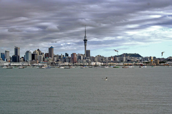 Auckland, New Zealand - Photo: Michael Tyler via Flickr, used under Creative Commons License (By 2.0)