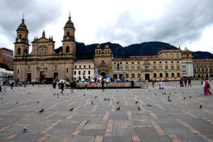 Bogota, Colombia - Photo: Justin Sovich via Flickr, used under Creative Commons License (By 2.0)