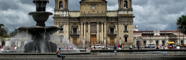 Guatemala City, Guatemala - Photo: Francisco Anzola via Flickr, used under Creative Commons License (By 2.0)