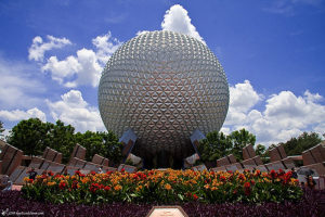Epcot, Orlando, Florida - Photo: Rian Castillovia Flickr, used under Creative Commons License (By 2.0)