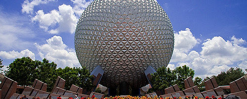 Epcot, Orlando, Florida - Photo: Rian Castillovia Flickr, used under Creative Commons License (By 2.0)