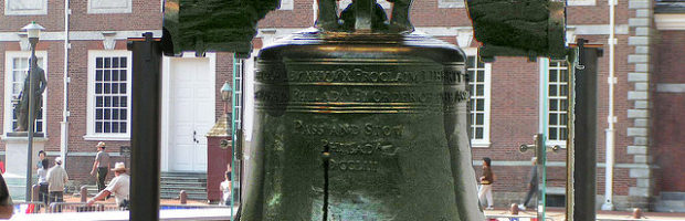 Liberty Bell, Philadelphia, Pennsylvania  - Photo: Bev Sykes via Flickr, used under Creative Commons License (By 2.0)
