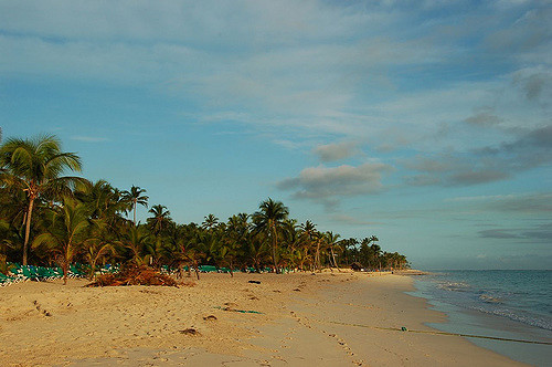 Punta Cana, Dominican Republic - Photo: David Bezaire via Flickr, used under Creative Commons License (By 2.0)