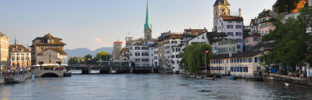 Zurich, Switzerland - Photo: Russ Bowling via Flickr, used under Creative Commons License (By 2.0)