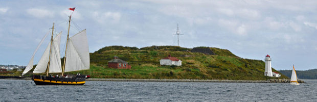Georges Island, Halifax, Nova Scotia - Photo: Dennis Jarvis via Flickr, used under Creative Commons License (By 2.0)