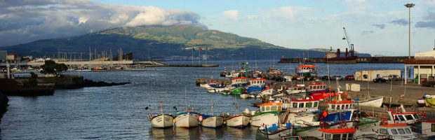 Habour, Ponta Delgada, The Azores - Photo: putneymark via Flickr, used under Creative Commons License (By 2.0)