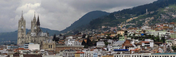 Quito, Ecuador - Photo: golo via Flickr, used under Creative Commons License (By 2.0)